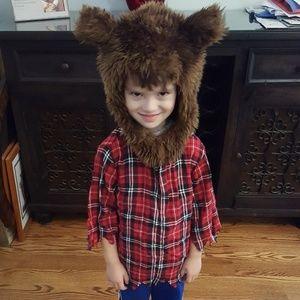 3/4 5/6 Werewolf costume, Gymboree